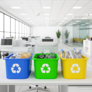 In Cosmosol recycling is for everyone