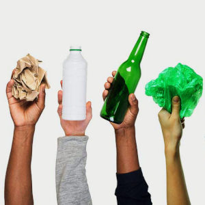 Recycling, an act of responsibility for the Planet